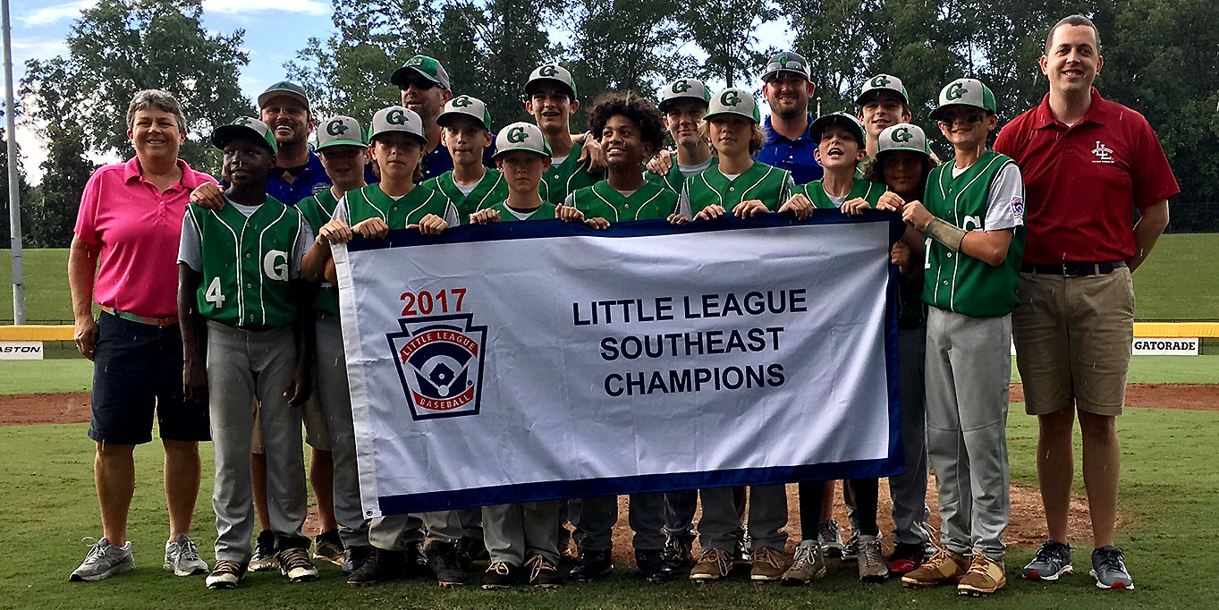 LLB Southeast Region - North State Little League