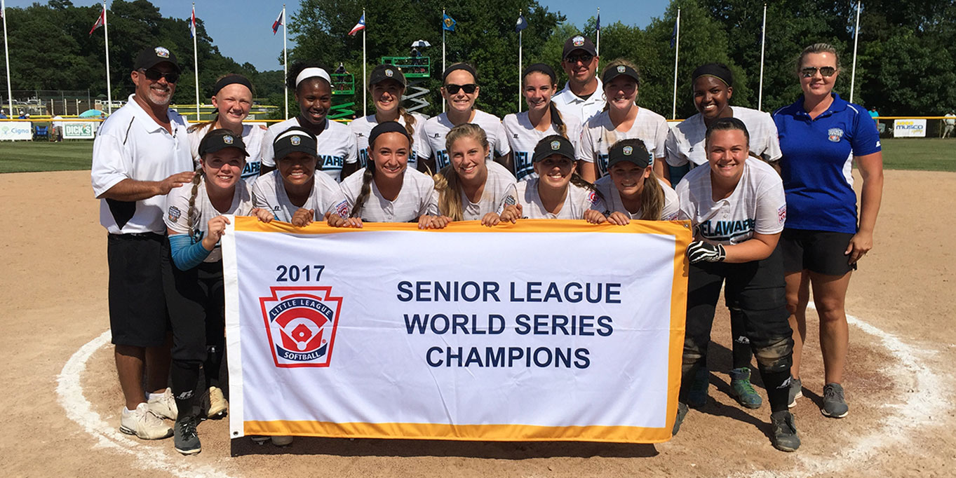 Delaware D3 Region SLSB World Series Champs