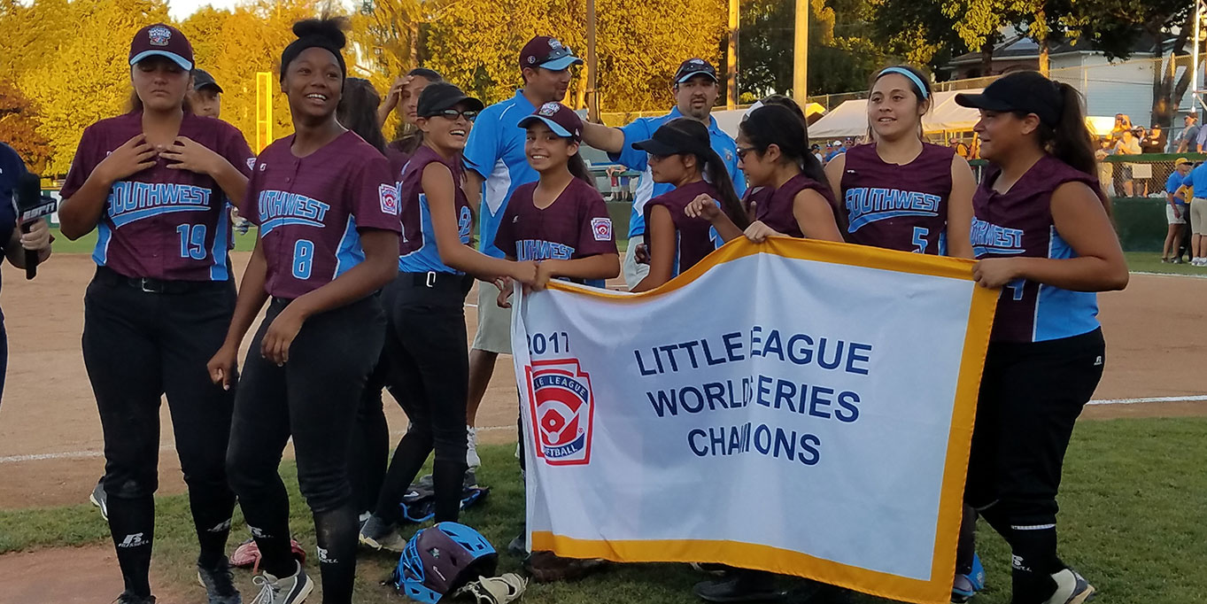 LLSB World Series Southwest Region